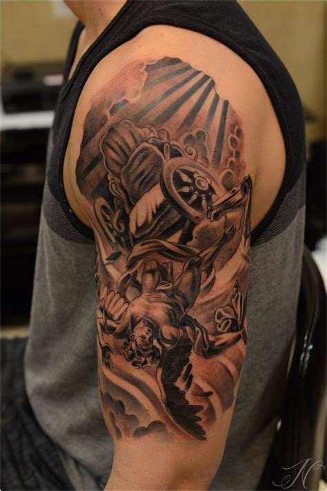 greek gods tattoo designs icarus noahm2 ink mythology