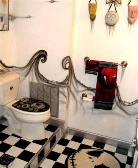 halloween bathroom decor scary jack o lantern halloween