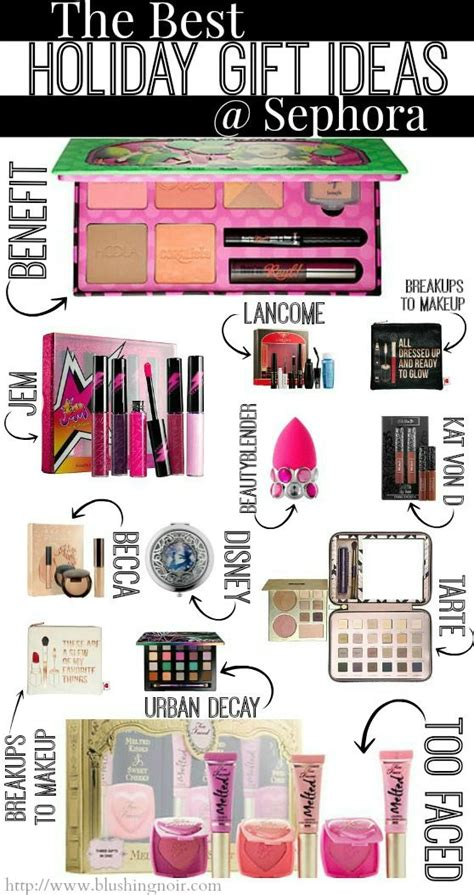 Makeup Set Sephora best gift sets palettes of the sephora vib sale