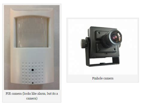 cameras nanny cams and surveillance equipment
