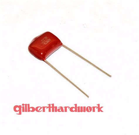 capacitor 22nf 50pcs cbb capacitor 630v 223 22nf 0 022uf pin pitch 10mm ebay
