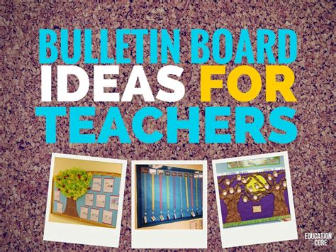 board ideas 29 bulletin board ideas for teachers