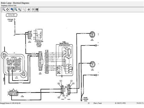 2003 chevy silverado light wiring wiring diagram