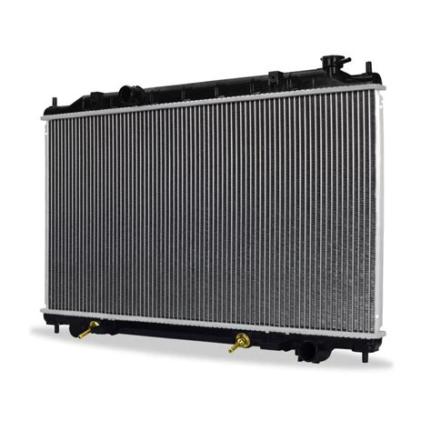 Nissan Radiator by Nissan Altima V6 Replacement Radiator 2002 2006
