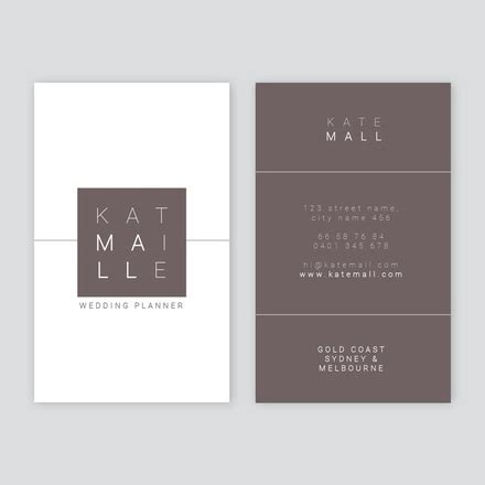 square place card template square logo business card