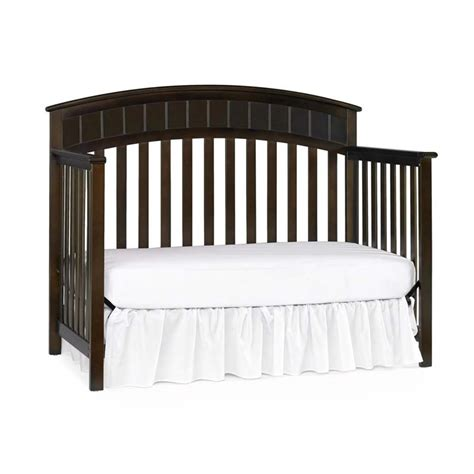 Graco Espresso Convertible Crib Graco Charleston 4 In 1 Convertible Crib In Espresso 04540 539