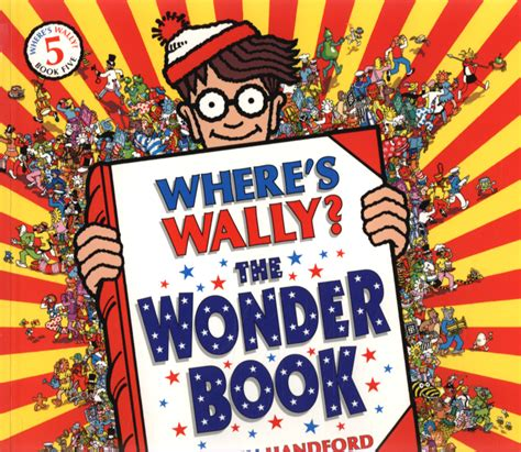 where s the books where s wally the book by handford martin