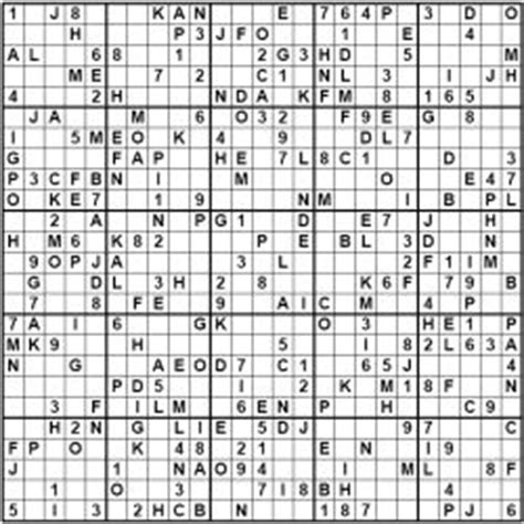 super sudoku 16x16 a giant image gallery 25x25 sudoku