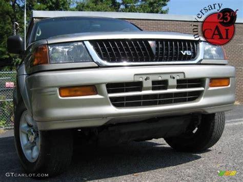 mitsubishi montero sport 1999 1999 mitsubishi montero sport xls specs