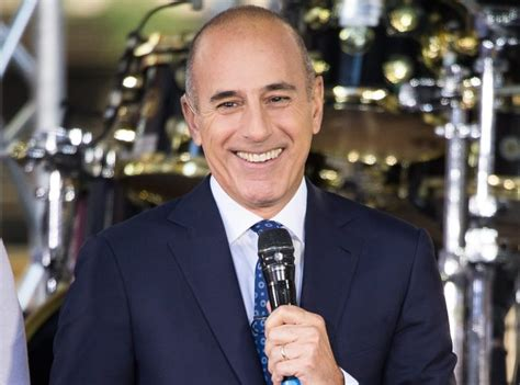 matt lauer wikipedia what is matt lauer s net worth age and the today show
