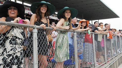 Stakes Claim In The Fashion Industry by Belmont Stakes Day Belmont Stakes Day Photo Gallery Espn