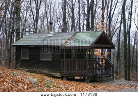 Cabins In New Jersey by Rustic Mountain Cabin New Jersey Stock Photo Stock