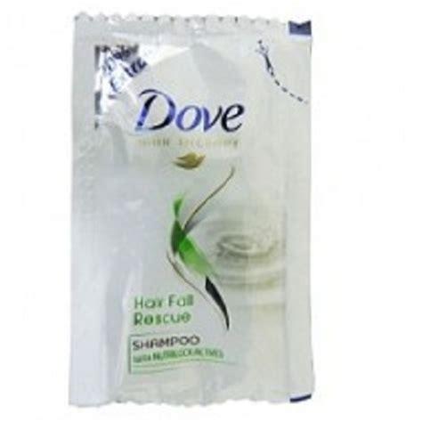 Shoo Dove Sachet 1 Renceng dove sachet hair fall rescue shoo conditioner 5ml