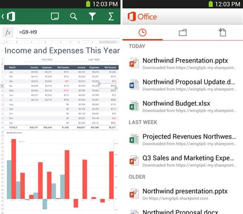 office mobile for office 365 android microsoft brings office mobile to android smartphones
