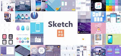 sketch app layout grid sketch repo free sketch app resources