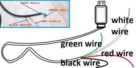 usb color code usb color code pictorial diagram