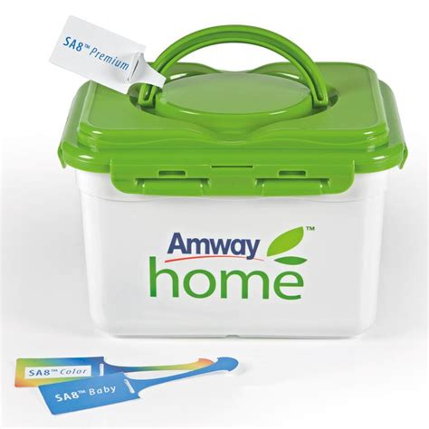 Amway Home by Amway Home Laundry Box With Labels Amway