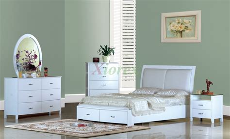 white platform bedroom sets white modern platform bedroom furniture set 156 xiorex
