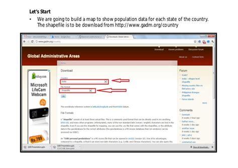 qgis tutorial database qgis tutorial 1