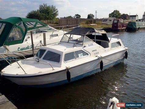 Cabin Cruisers For Sale by Norman Conquest 20ft River Canal Cabin Cruiser Motor Boat For Sale In United Kingdom