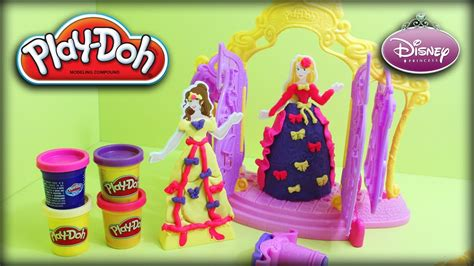 design a dress boutique play doh play doh disney princess design a dress boutique set hd