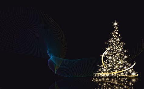 arbol de navidad con fondo negro 1280x800 fondo de