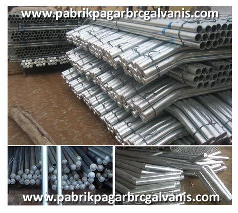 Pantai Tanpa Kawat 9 tiang pagar brc produksi pagar brc galvanis harga pabrik