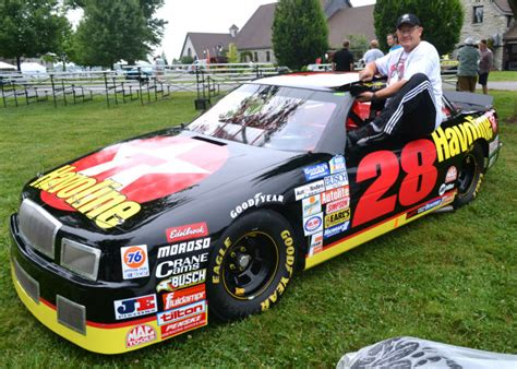 Havoline Car Giveaway - rhine built stock car exhibits adds another for charlotte
