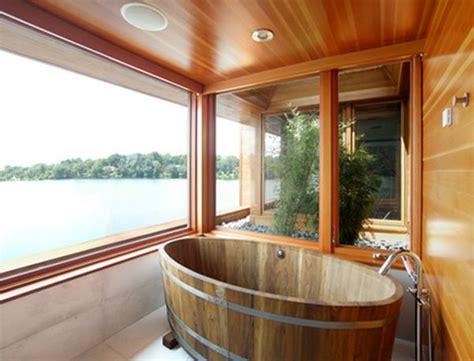 coolest bathrooms deep soaking japanese bathtubs turn the bathroom into a spa