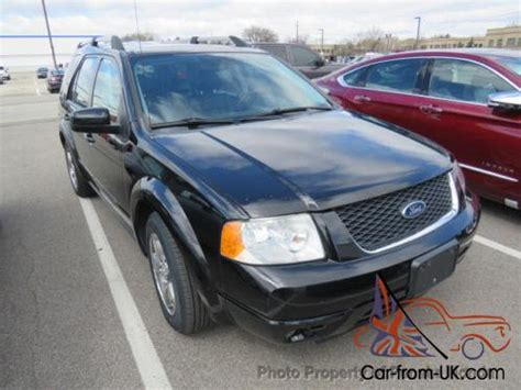 ford freestyle limited for sale 2005 ford taurus x freestyle 4dr wagon limited
