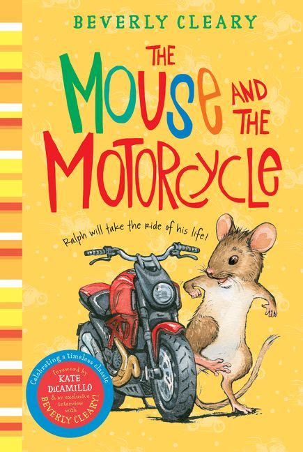 the mouse and the motorcycle book report the mouse and the motorcycle beverly cleary paperback