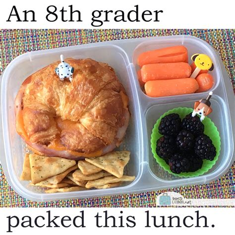 888 Lunch Box croissant bento lunch packed lunch boxes lunches and