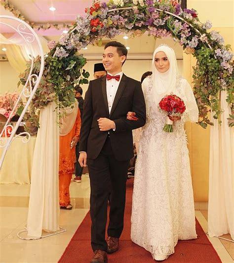 desain gaun pengantin muslimah elegan 12 desain gaun pernikahan muslimah elegan nan sederhana