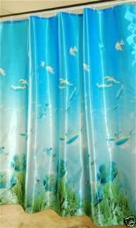 waterproof fabric shower curtains waterproof fabric shower curtain ebay