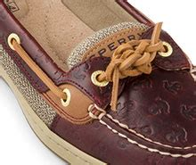how to make a boat shoe knot customize boat shoes how to tie boat shoes more sperry