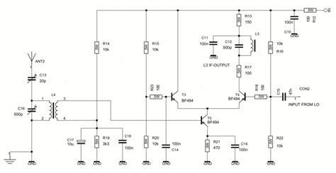 transistor bjt yahoo fashioned discrete transistor superhet kit the radioboard forums