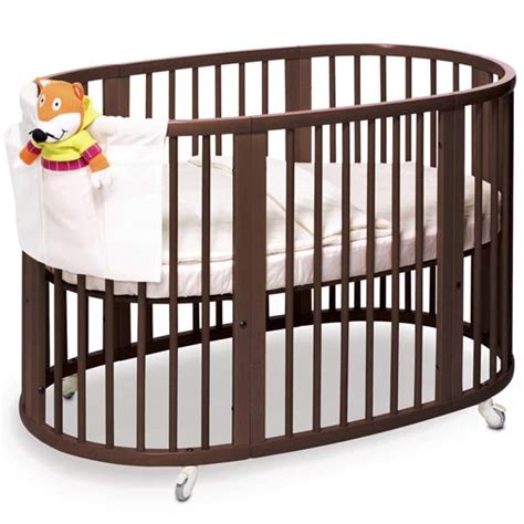 How Interesting Safe The Babies In Cool Baby Cribs Designs Oval Baby Crib