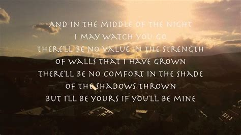 Mumford Sons Lover Of The Light by Mumford Sons Lover Of The Light Lyrics