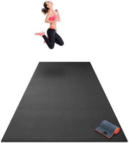 10 X 12 Padded Floor Mat - top 10 best and exercise equipment floor mat in 2018