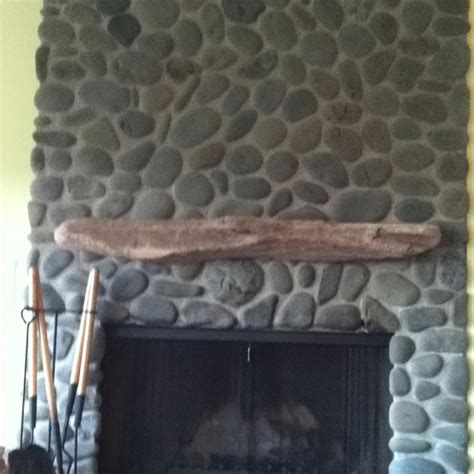 driftwood fireplace mantel house wish list