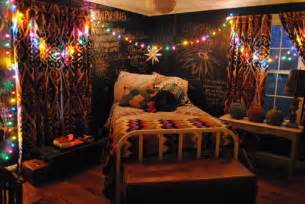 Hipster Bedroom Ideas Tumblr Bed Bedroom Christmas Lights Colours Hipster Image
