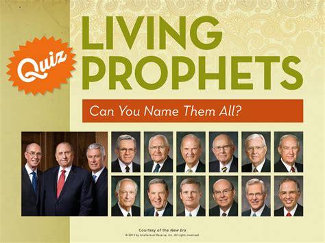 mormon a valiant prophet friend can you name the 15 lds brethren lds media talk new