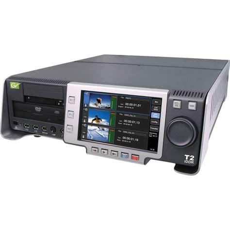 Disk Recorder Grass Valley T2 Iddr Intelligent Digital Disk Recorder 600469