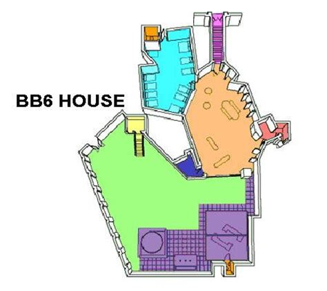 big brother house design anyone have plans of each big brother house digital spy