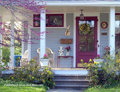 Best Entryway Bench Front Porch Appeal Newsletter April 2014 Spring Edition