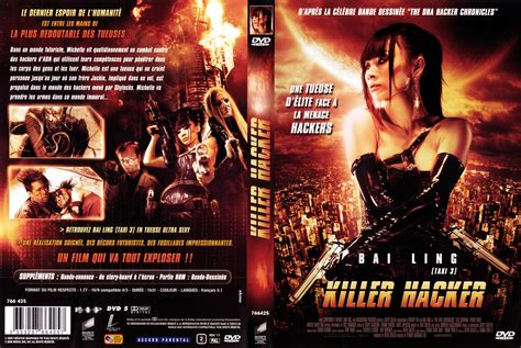 film killer hacker jaquette dvd de killer hacker cin 233 ma passion