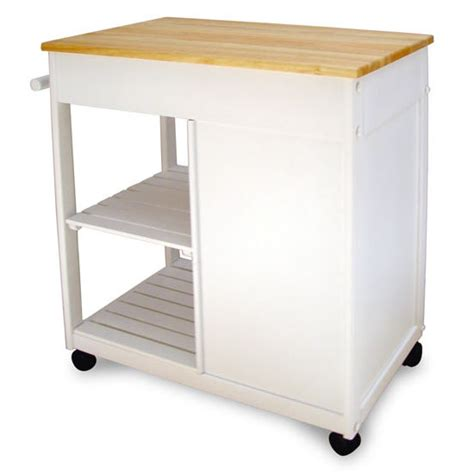 Kitchen Serving Cart by Catskill Cottage Collection The Hollow Model