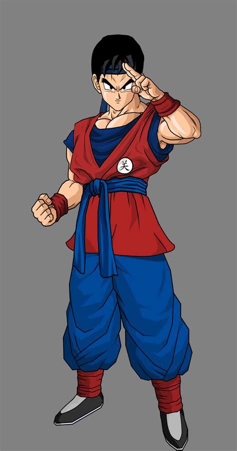 Kaos To Beat Goku yo en tenkaichi 3 custom 2 by jeanpaul007 on deviantart
