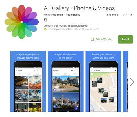 best gallery app for android top 10 best photo gallery apps for android 2018 technoclever