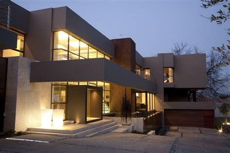 Modern Luxury Home Design Modern Luxury Home In Johannesburg Idesignarch